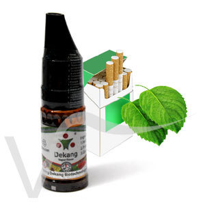 Menthol - Double  - 10ml - E-Liquid