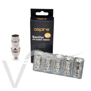 Aspire Nautilus Dual Coils ( Pack of 5 )